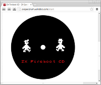 ZX Spectrum Fireboot CD